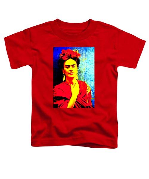 Funky Frida IIi Toddler T-Shirt