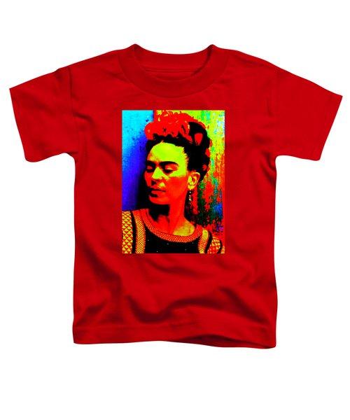 Funky Frida Toddler T-Shirt