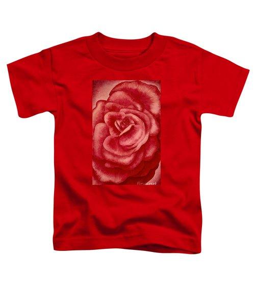 Garden Rose Toddler T-Shirt