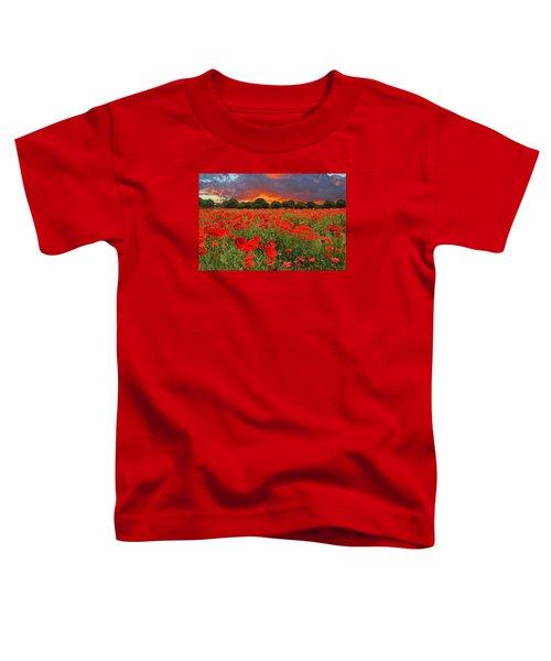 Glorious Texas Toddler T-Shirt