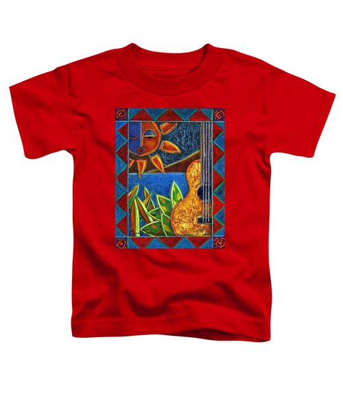 Hispanic Heritage Toddler T-Shirt