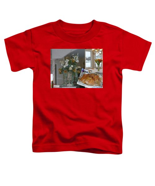 Holiday Collage Toddler T-Shirt