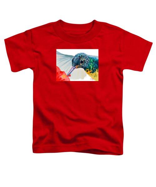 Da120 Hummer Face Daniel Adams  Toddler T-Shirt