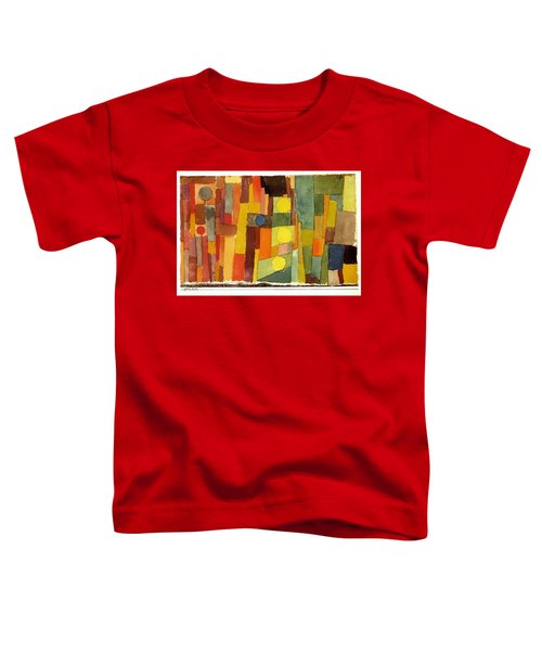 In The Style Of Kairouan Toddler T-Shirt