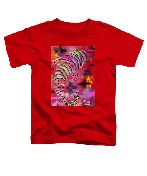 Jewel Of The Orient #3 Toddler T-Shirt