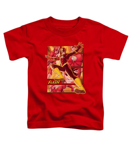 Jla - Flash Toddler T-Shirt