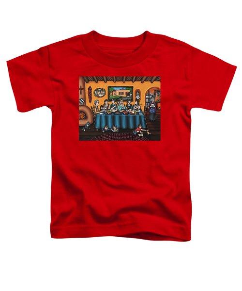 La Familia Or The Family Toddler T-Shirt