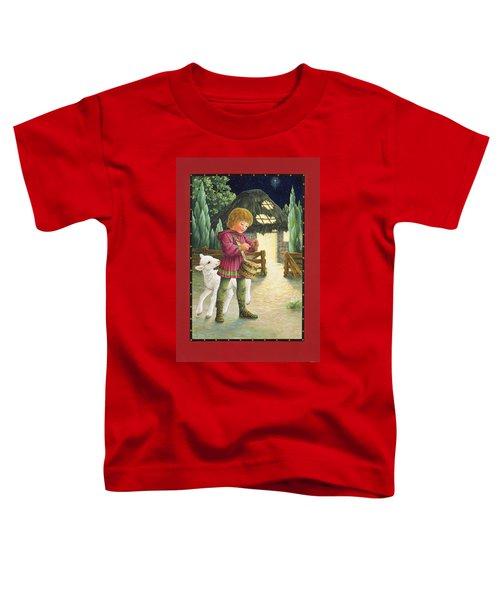 Little Drummer Boy Toddler T-Shirt