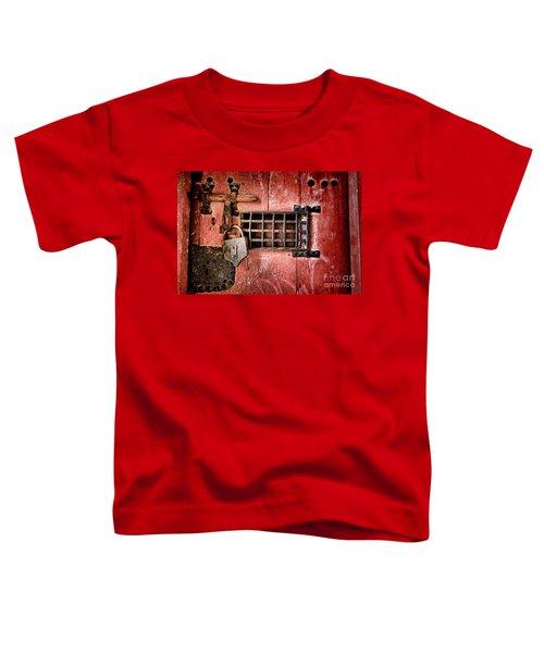 Locked Up Toddler T-Shirt