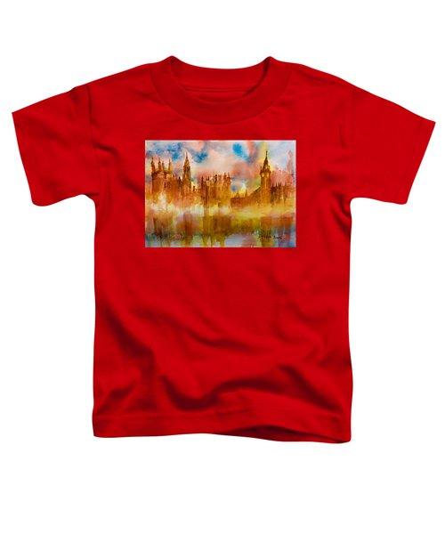 London Rising Toddler T-Shirt