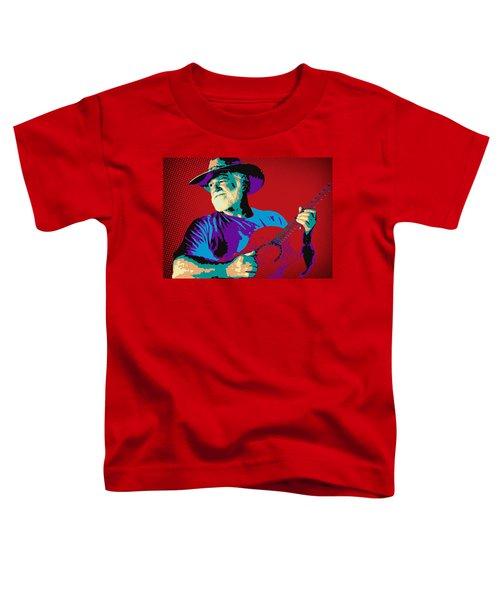 Jack Pop Art Toddler T-Shirt