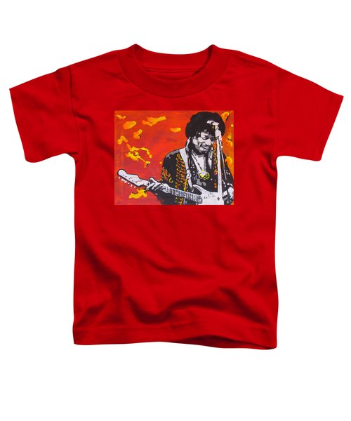 Marmalade Skies Toddler T-Shirt