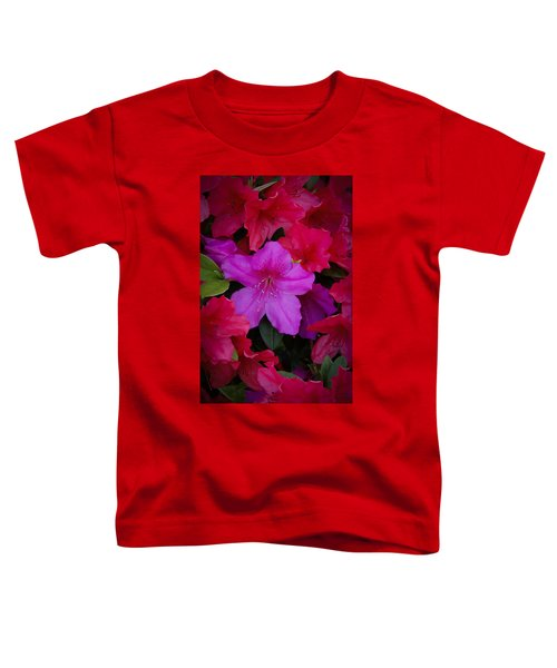 Merging Azaleas 2 Toddler T-Shirt