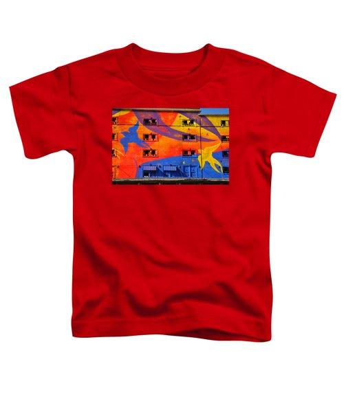 Migrate Detail 2 Toddler T-Shirt