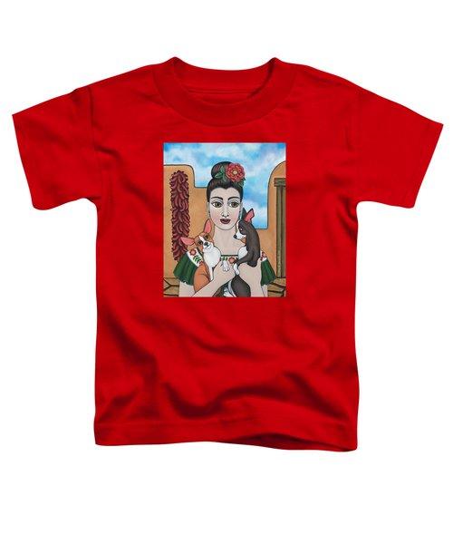 Mis Carinos Toddler T-Shirt