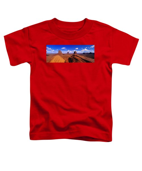 Monument Valley, Arizona, Usa Toddler T-Shirt