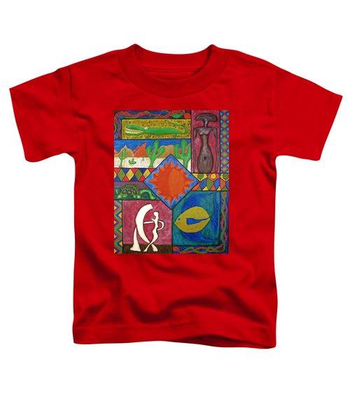 Naive #12 Toddler T-Shirt