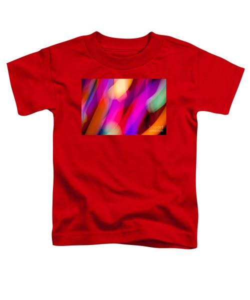 Neon Dance Toddler T-Shirt