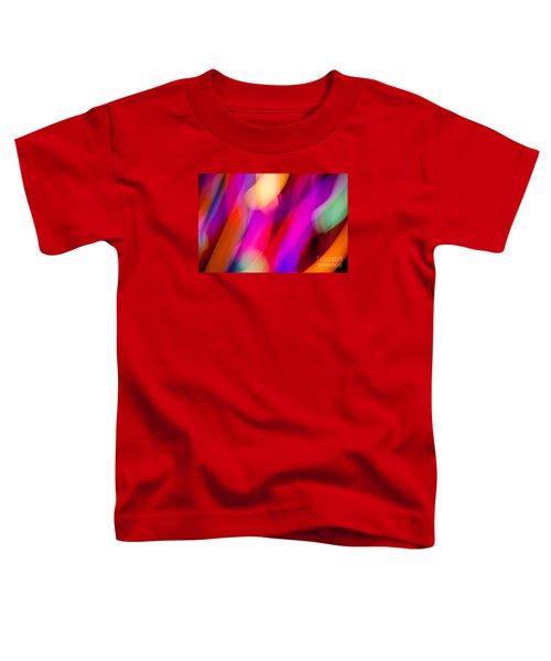 Neon Dance Toddler T-Shirt