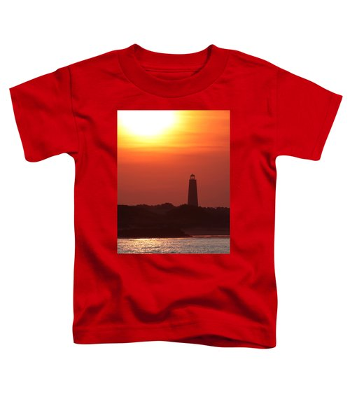 Old Cape Henry Lighthouse  Toddler T-Shirt