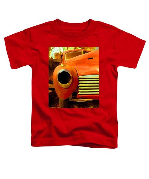 Old Junker Toddler T-Shirt