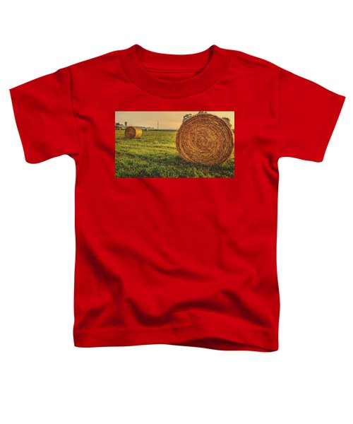 On The Field  Toddler T-Shirt