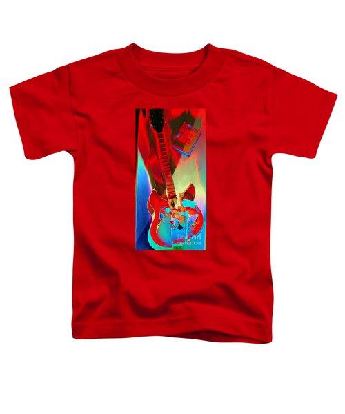 Pete's Guitar Toddler T-Shirt