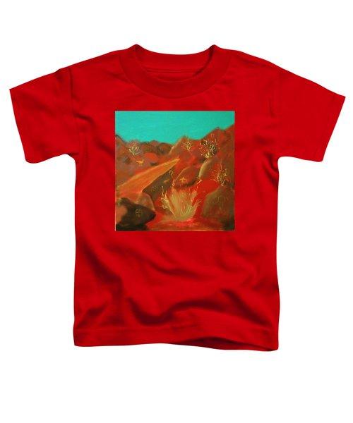 Petroglyph Park Toddler T-Shirt