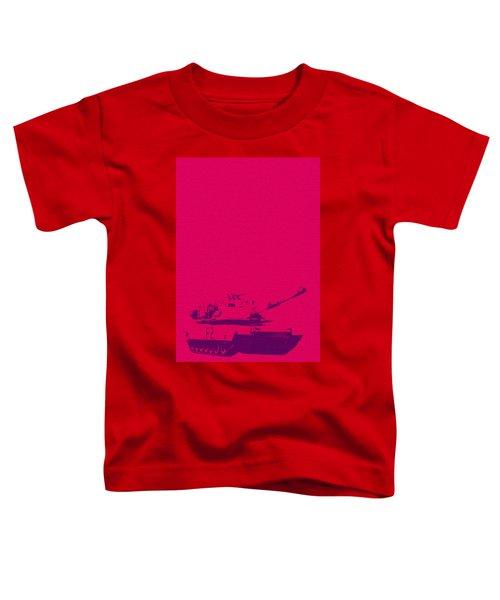 Pink Tank Toddler T-Shirt