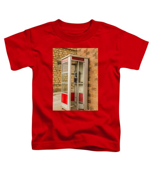 Before Cell Phones Toddler T-Shirt