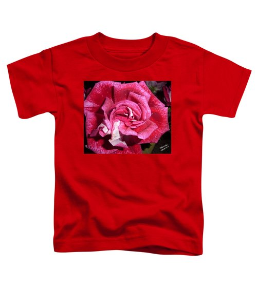 Red Beauty 2  Toddler T-Shirt