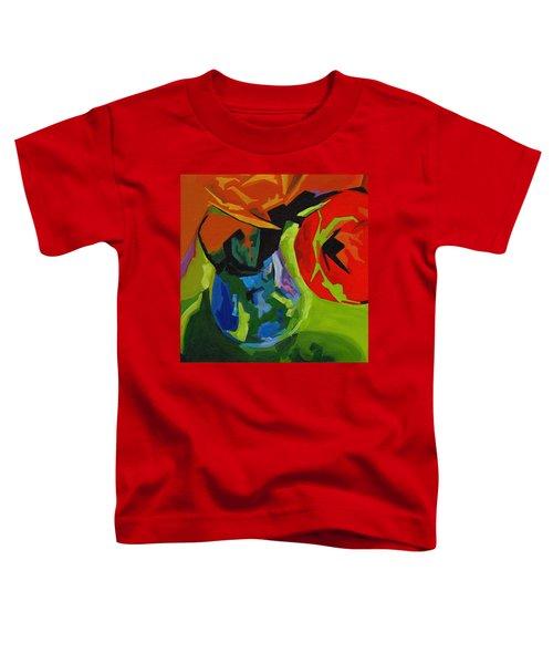 Red Tulip Toddler T-Shirt