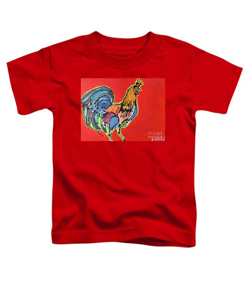 Red Rooster Toddler T-Shirt