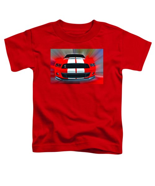 Shelby Gt 500  2013 Toddler T-Shirt