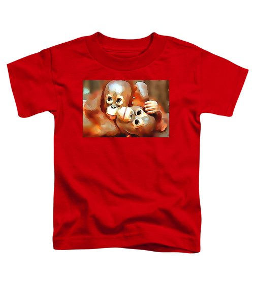 Siblings Toddler T-Shirt