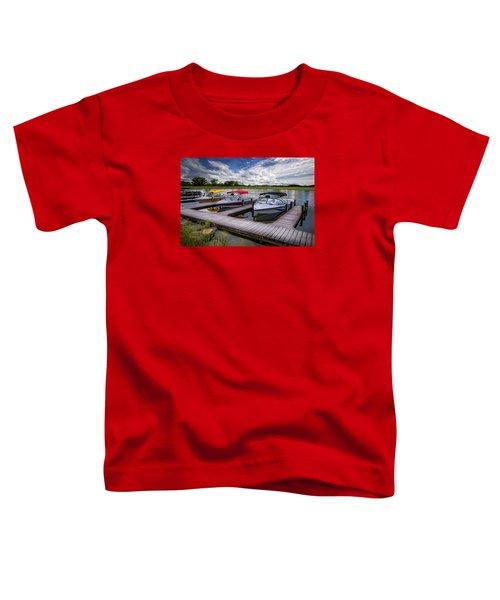 Ski Nautique Toddler T-Shirt