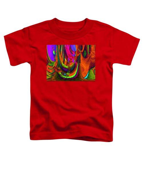Spelunking On Venus Toddler T-Shirt