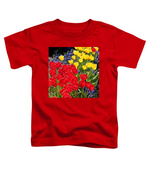 Spring Sunshine Toddler T-Shirt