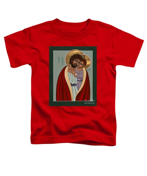St. Joseph And The Holy Child 239 Toddler T-Shirt