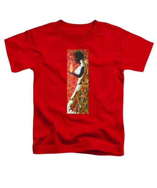 Sun Guardian - The Keeper Of The Universe Toddler T-Shirt