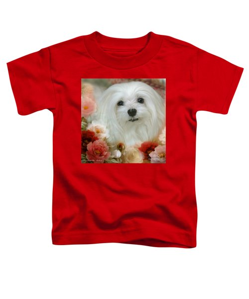 Sweet Snowdrop Toddler T-Shirt