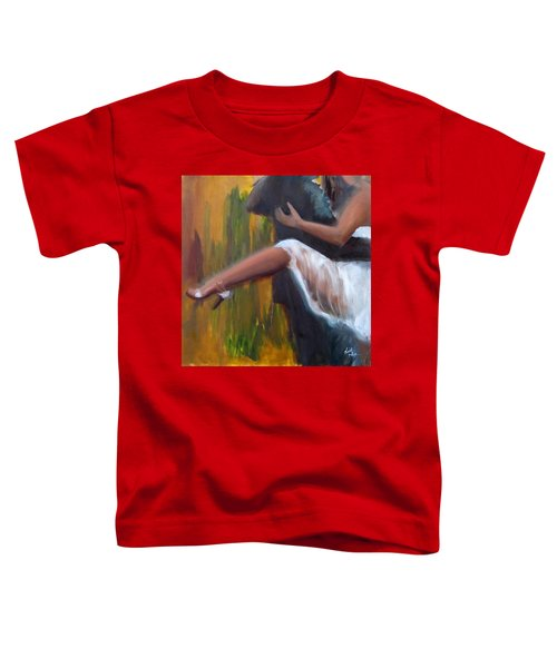 Tango On The Piazza Toddler T-Shirt