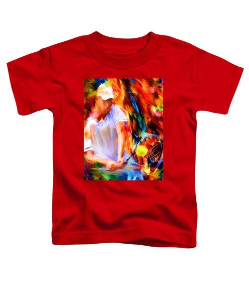 Tennis II Toddler T-Shirt