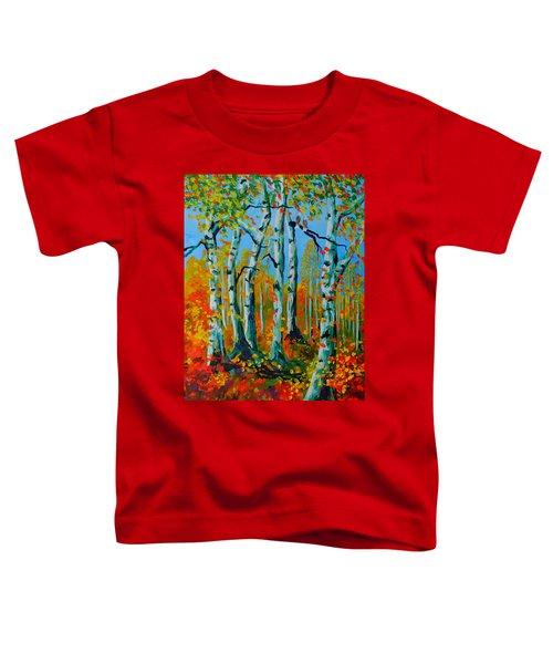The Aspens Toddler T-Shirt