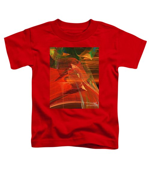 The Bird Whisperer . A120423.693 Toddler T-Shirt