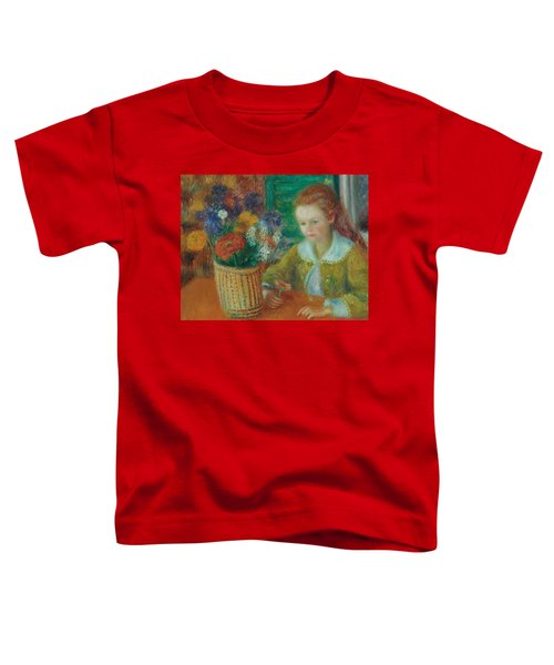 The Breakfast Porch Toddler T-Shirt