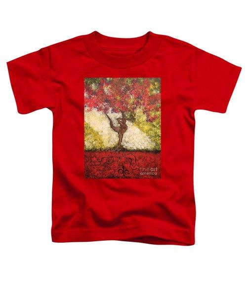 The Dancer Series 7 Toddler T-Shirt