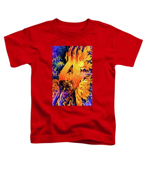 The Four Of Creation Toddler T-Shirt