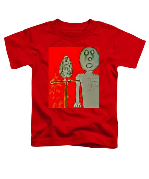 The Hollow Men 88 - Bird Toddler T-Shirt