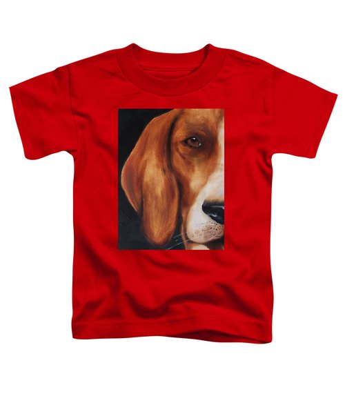 The Hound Toddler T-Shirt